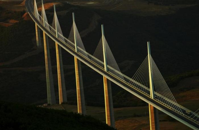 Places To Visit Millau Viaduct