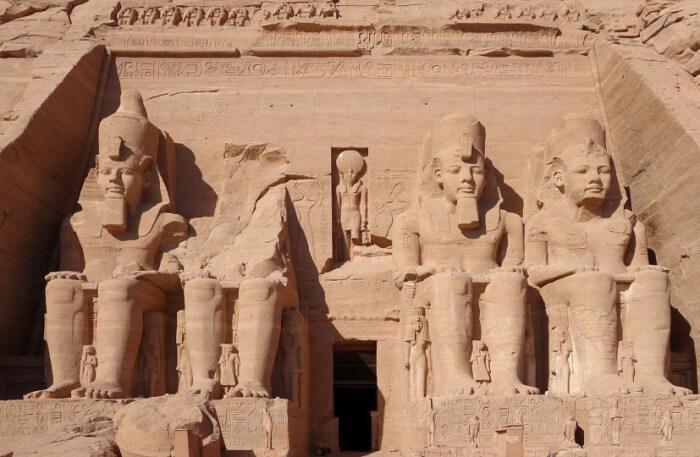 Rock Temples of Abu Simbel