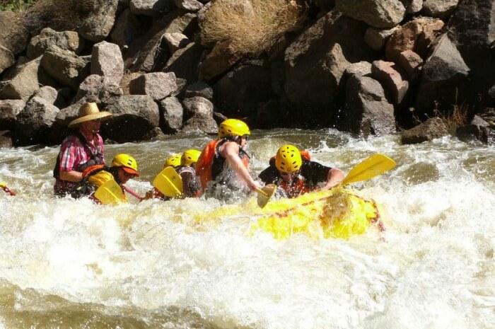 Royal Gorge Rafting