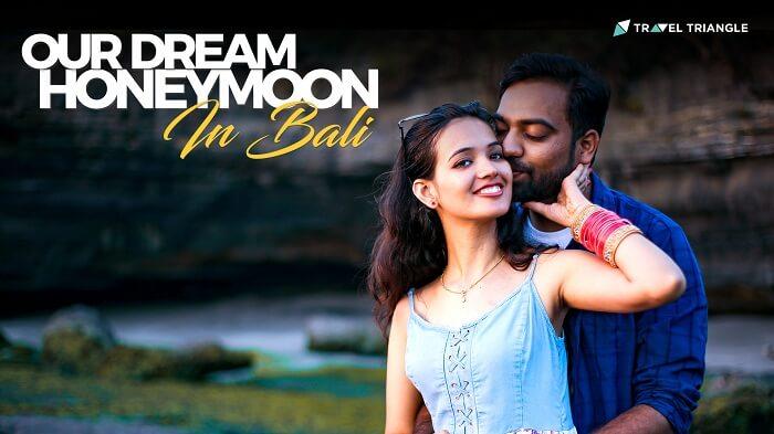 Saurav Madan honeymoon trip