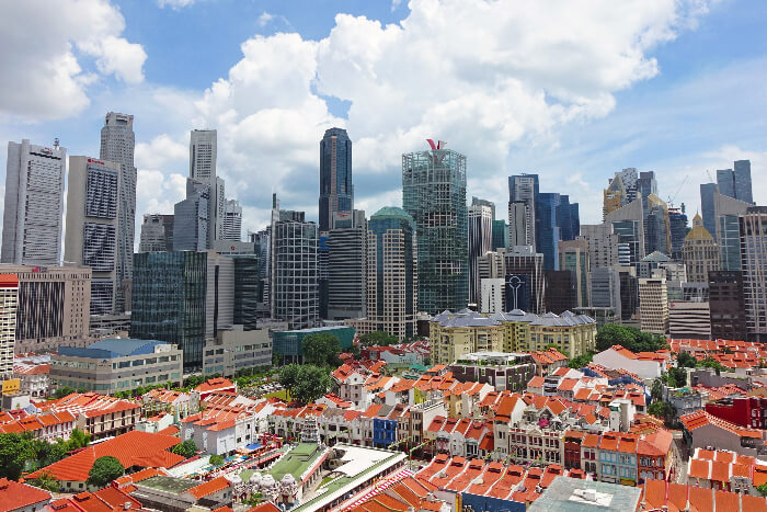 Singapore June Weather