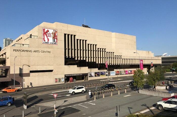 South Brisbane Queensland Performing Arts Centre
