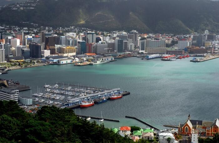 Explore the Wellington Harbor