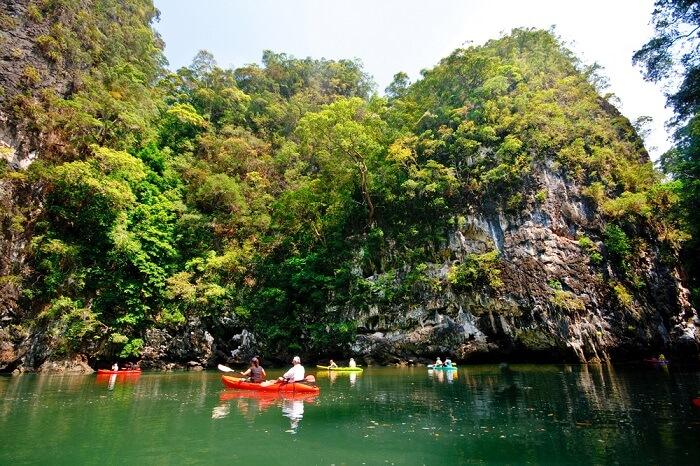 Thalane Bay Kayaking