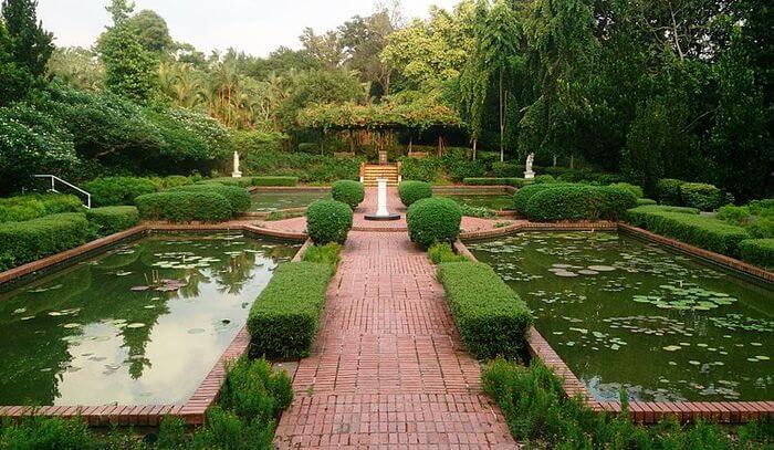 The Botanic Gardens