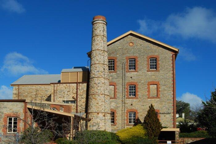 The Bridgewater Mill