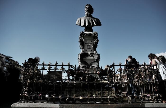 The Bust Of Benvenuto Cellini