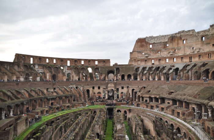 The Colosseum's Design