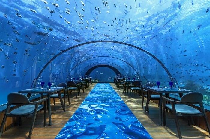 The Hurawalhi Island Resort in Maldives