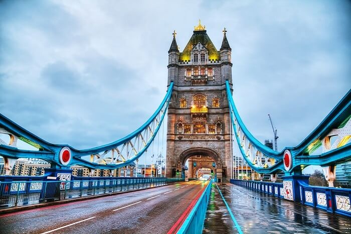 events at tower bridge