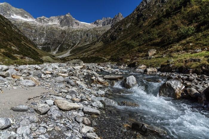Visit Alpine Streams