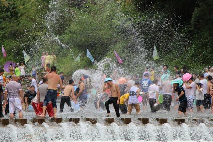 Water Festival Thailand 2019 In Phuket