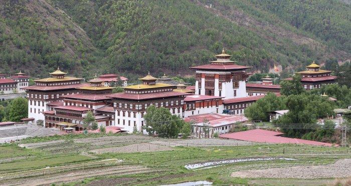 Tashiccho Dzong