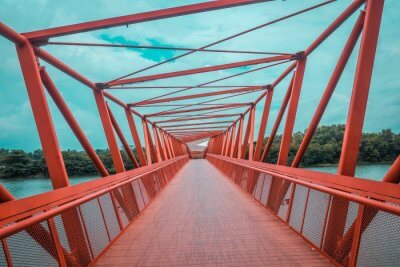 Bridge in Punggol