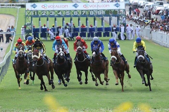 horse race port louis