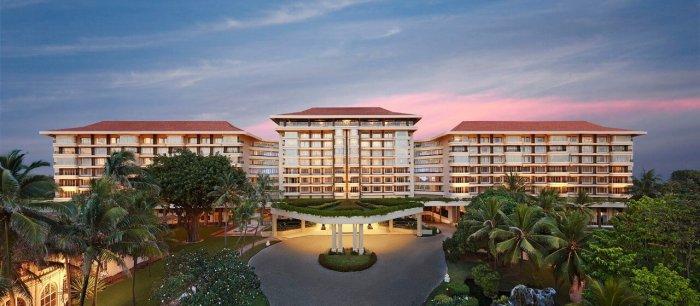 taj hotel resort in colombo