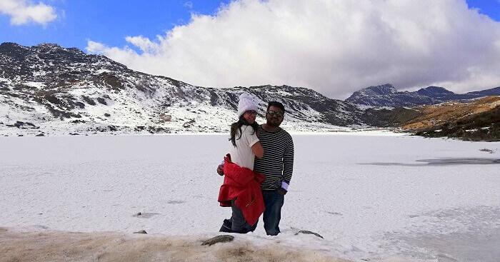 Love, Peace & Beauty: The Winter Wonderland Experience On Our Honeymoon Trip To Northeast