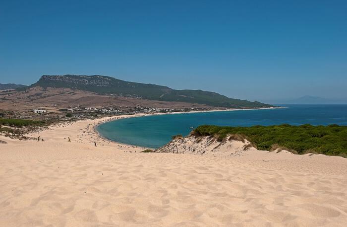 View Of Bolonia Beach