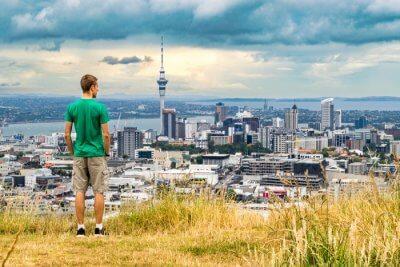 Summer In Auckland