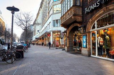 Awesome Shopping In Hamburg