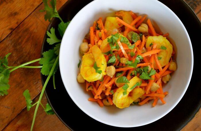 Traditional Shrimp Cuisine