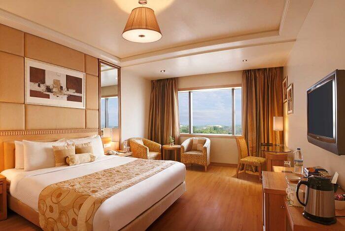 Lemon Tree Premier hotel in Jaipur