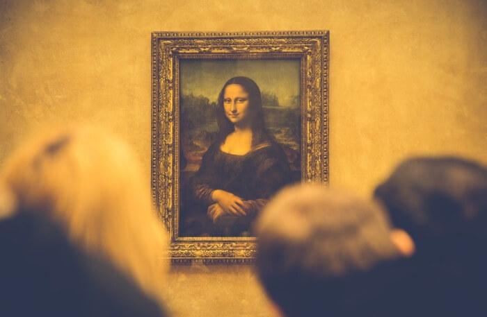 Art Painting Leonardo Da Vinci Artist Mona Lisa