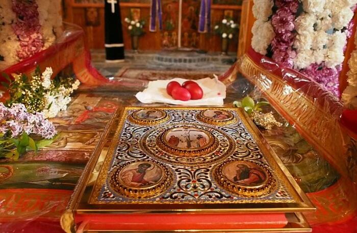 Orthodox Easter Celebrations In April