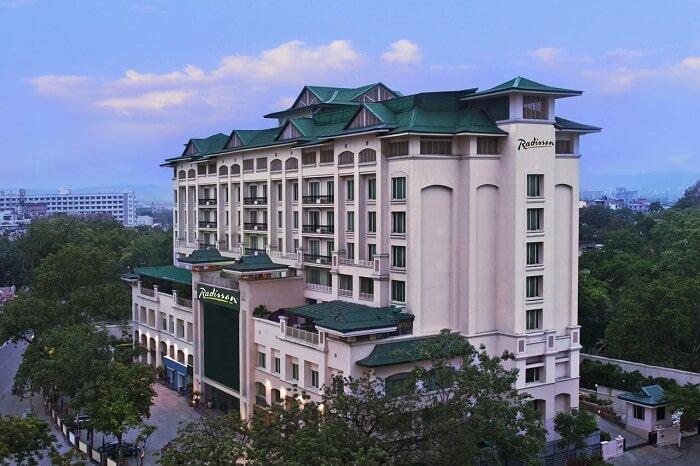 Radisson Jaipur City Center hotel