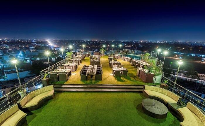 Sarovar Portico Jaipur hotel