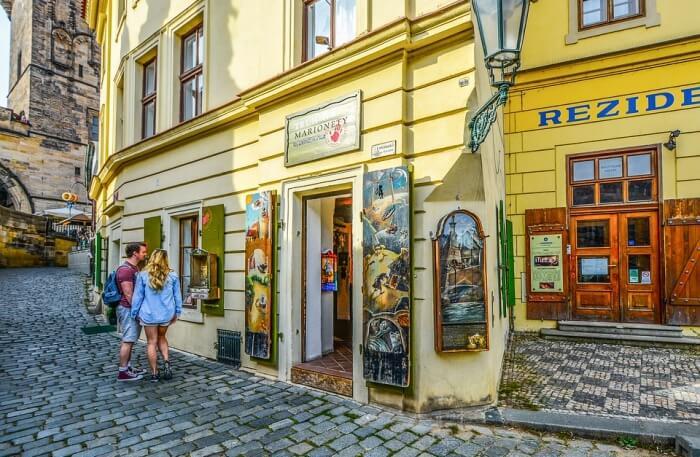 Prague Shopping Praha Shop