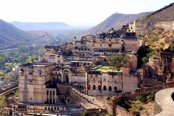 Taragarh Fort in Ajmer