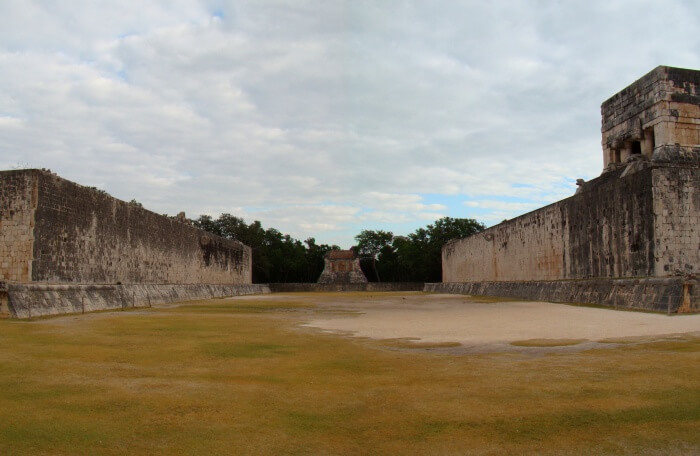 The Ball Court