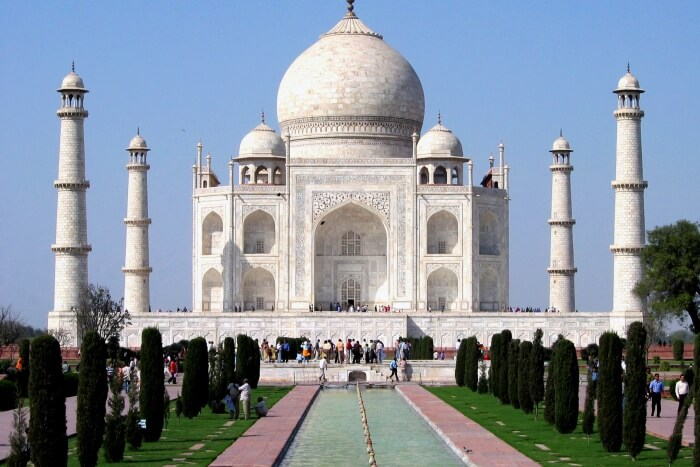 The Taj Nagri