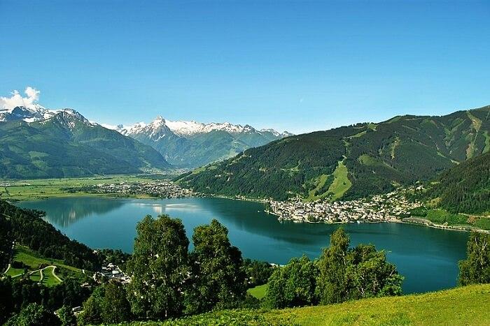 beautiful place in Austria