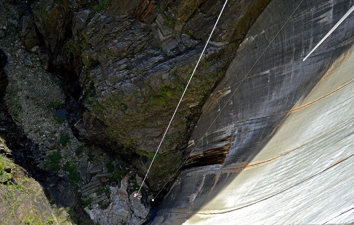 bungee in vicenza italy
