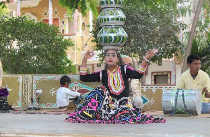 Bhavai Chari