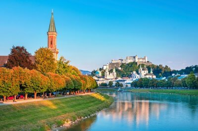 major attraction in Salzburg