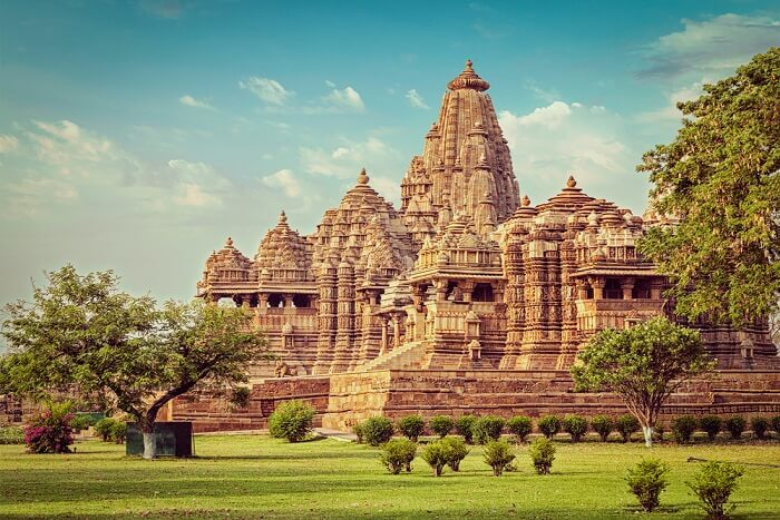 famous temple in Madhya Pradesh