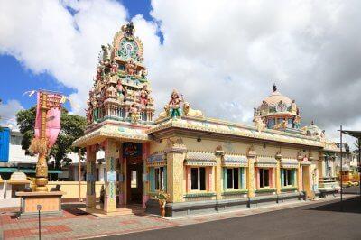 temple in Mauritius