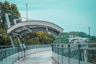 fort siloso skywalk trail