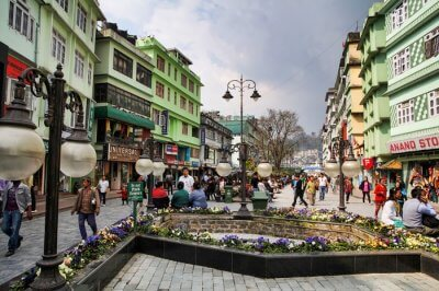Hostels In Gangtok