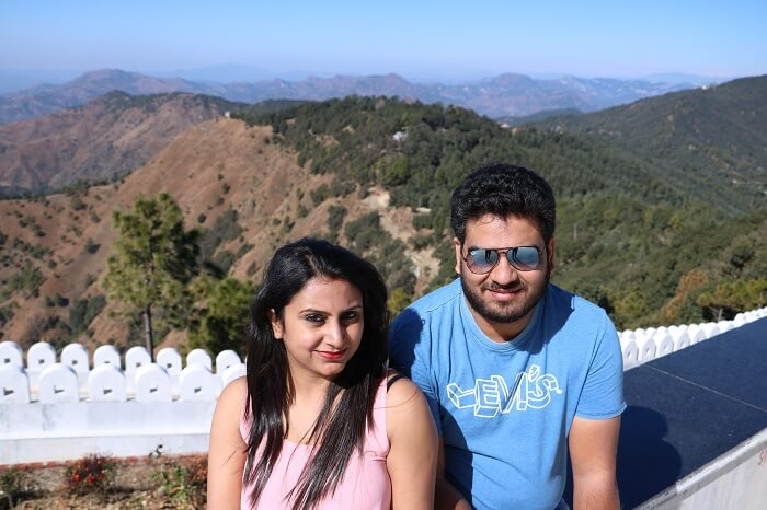 cover - Deep shikha Romantic trip to Himachal