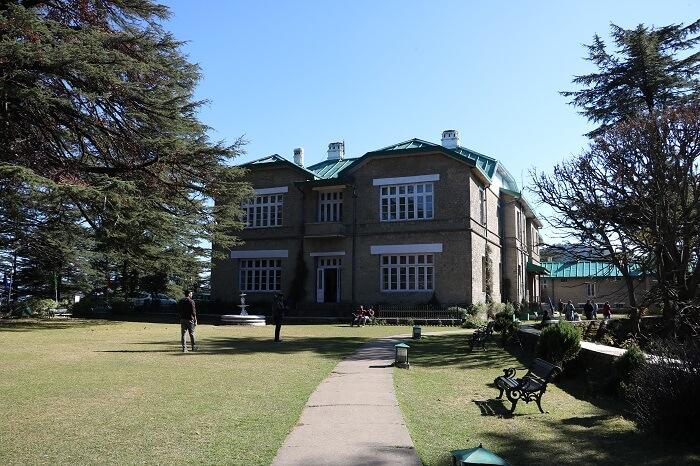beautiful palace