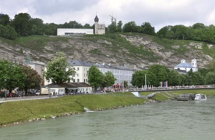 Museum der Moderne View