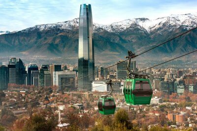 Outdoor Activities In Santiago