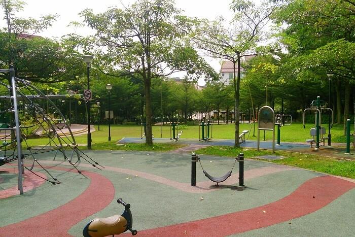 Serangoon Community Park in Singapore