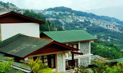 gangtok cottages