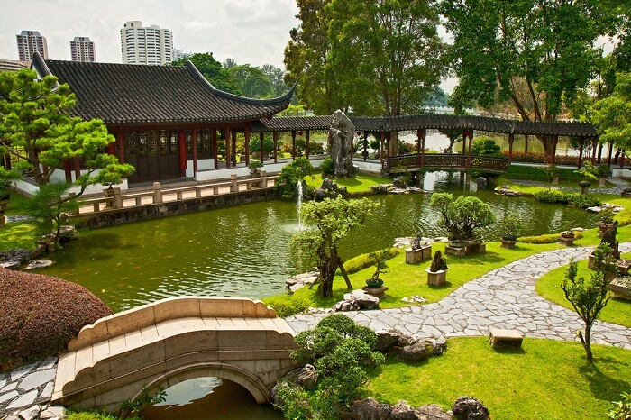 japanese garden singapore