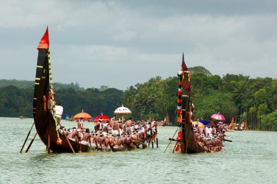 snake boat kerala